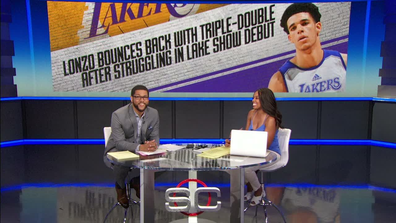 Is Lonzo too hurt to play or sitting to save face?