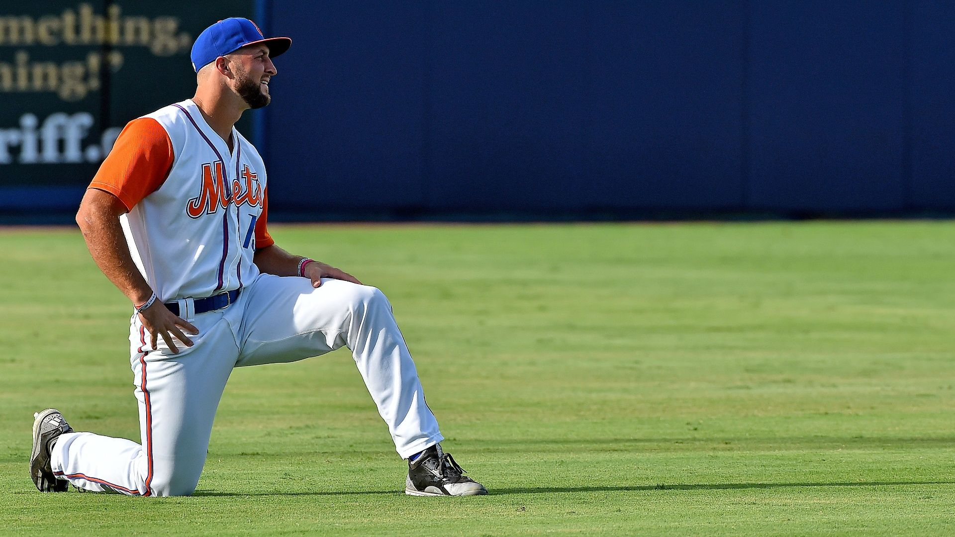 Major leaguers root for Tim Tebow