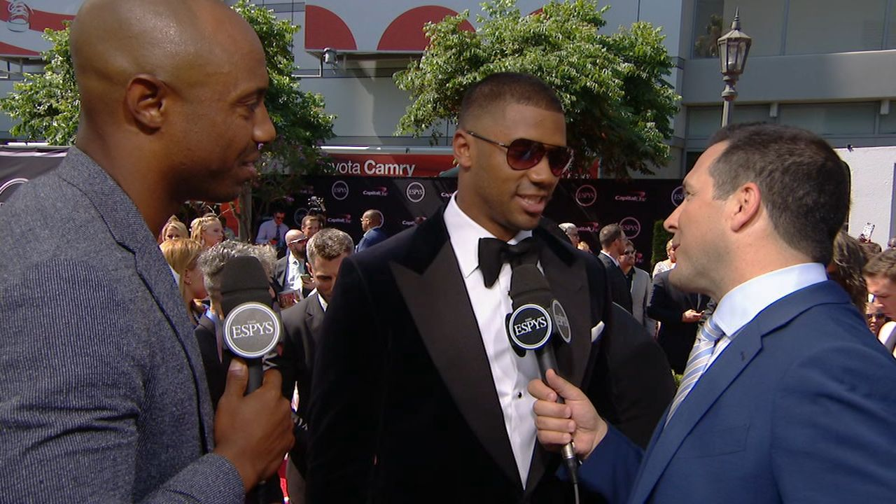 Best Moments on ESPYS the Red Carpet