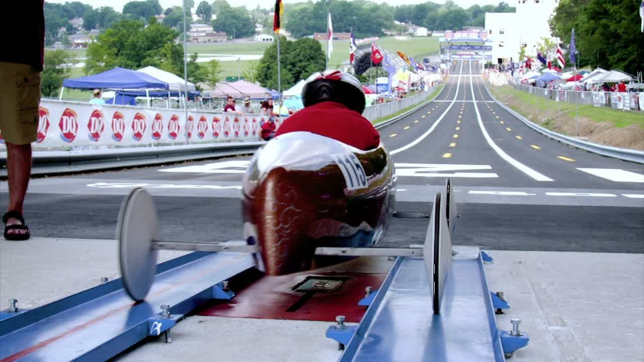 Evolution of the All-American Soap Box Derby