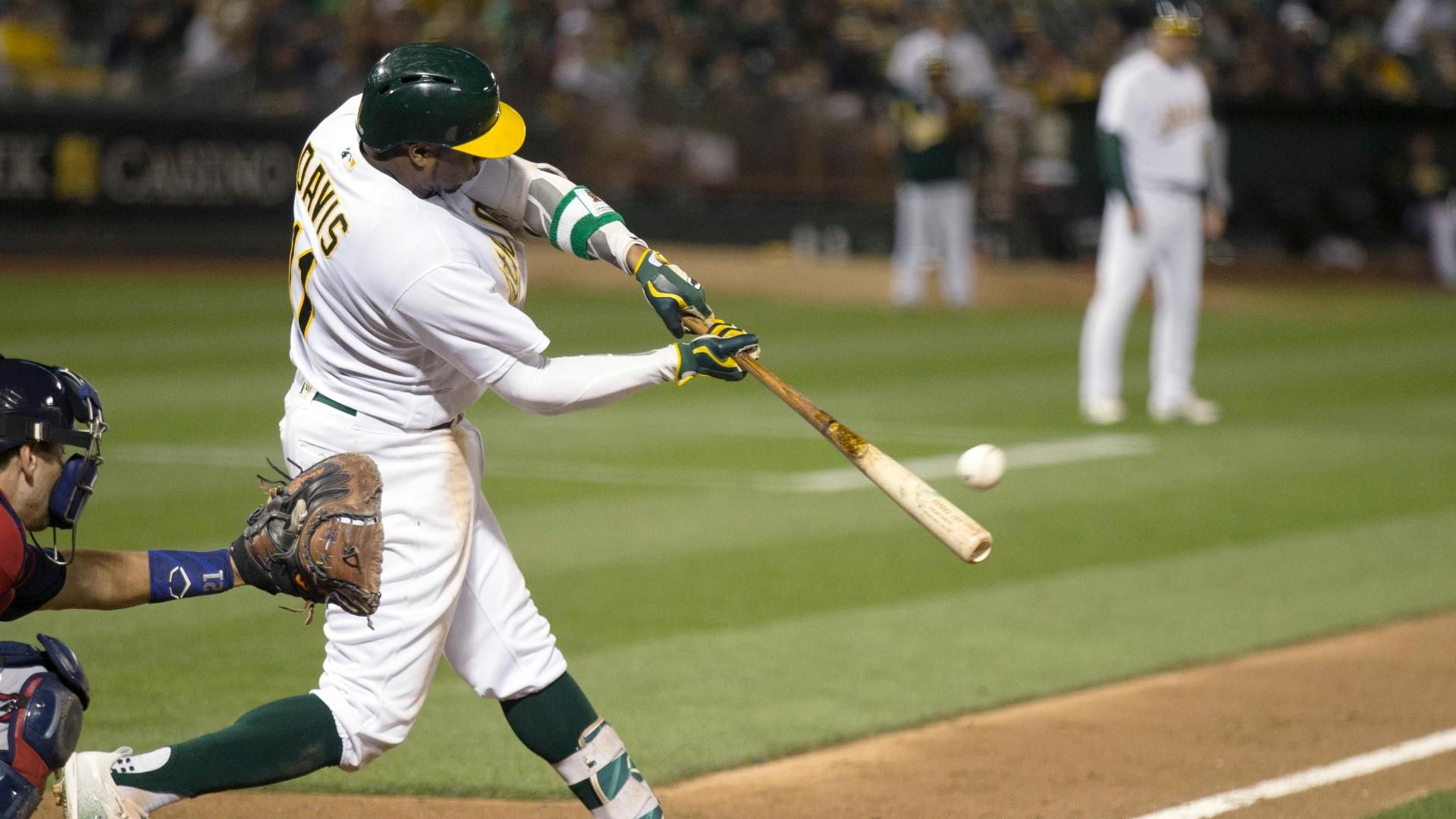 A's complete comeback with walk-off homer