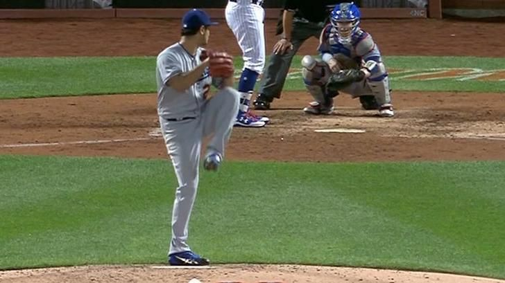 Darvish shuts down Mets in first Dodgers start