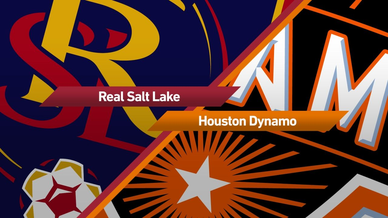 RSL 0-0 Houston: 10-man Dynamo earn point - Via MLS