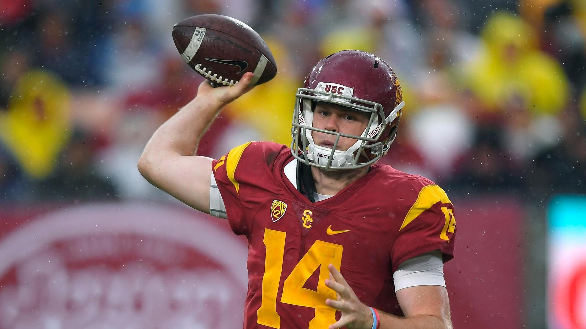 Darnold has Heisman hopes after breakout year