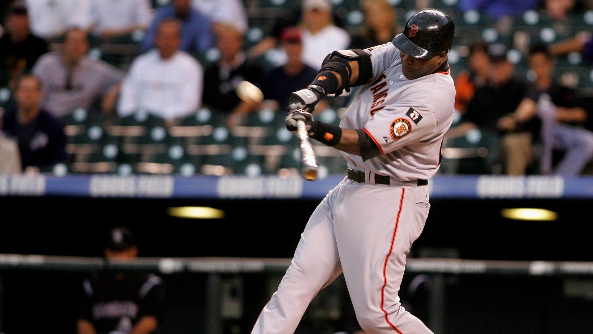 On this date: Bonds goes yard for the final time