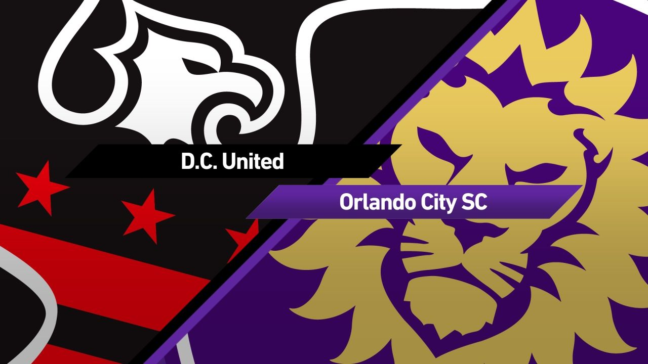 D.C. United 1-2 Orlando: 9-man Lions prevail - Via MLS