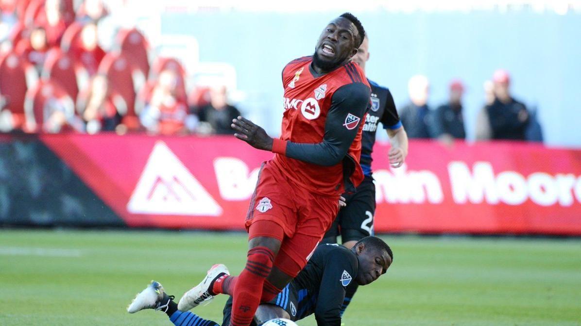 Toronto FC 4-0 San Jose: Altidore dominates - Via MLS