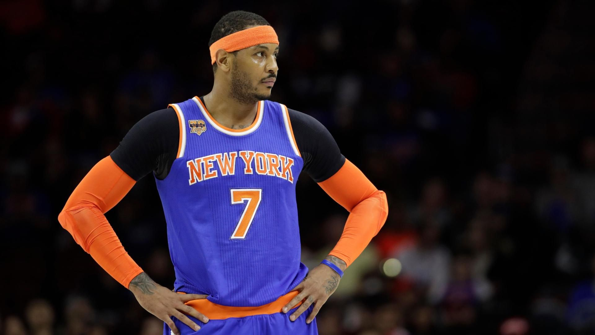 Melo's tumultuous tenure in New York