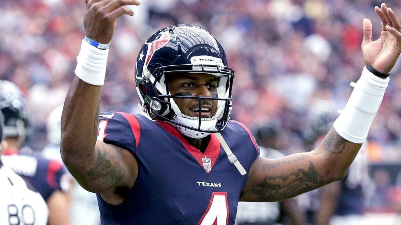 Watson ties the NFL rookie QB record