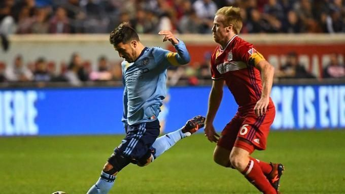Chicago 1-1 NYCFC: Villa ends drought - Via MLS