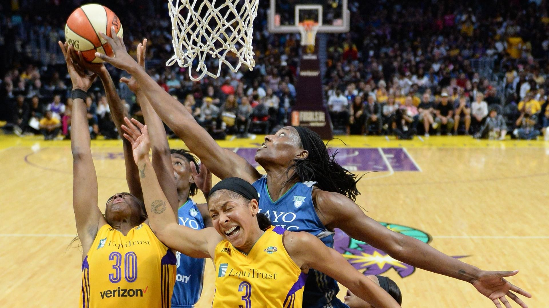 Sparks, Lynx to meet in winner-take-all Game 5