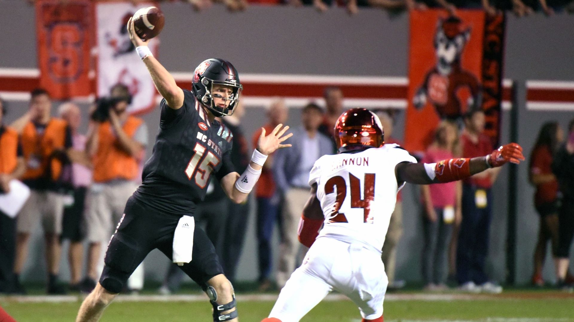NC State tops Louisville