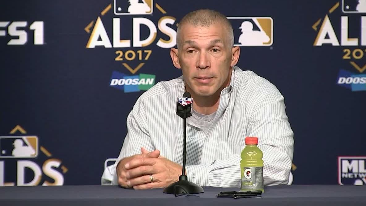 Girardi owns up for not challenging hit-by-pitch