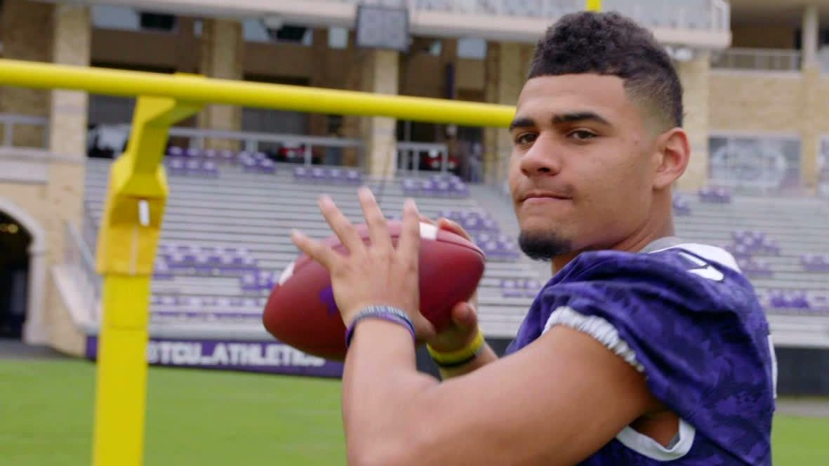 Kenny Hill moving past 'Trill' nickname