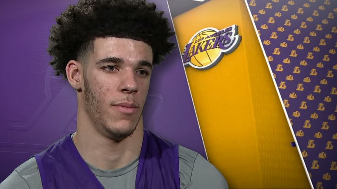 Lonzo tries to emulate multiple PGs