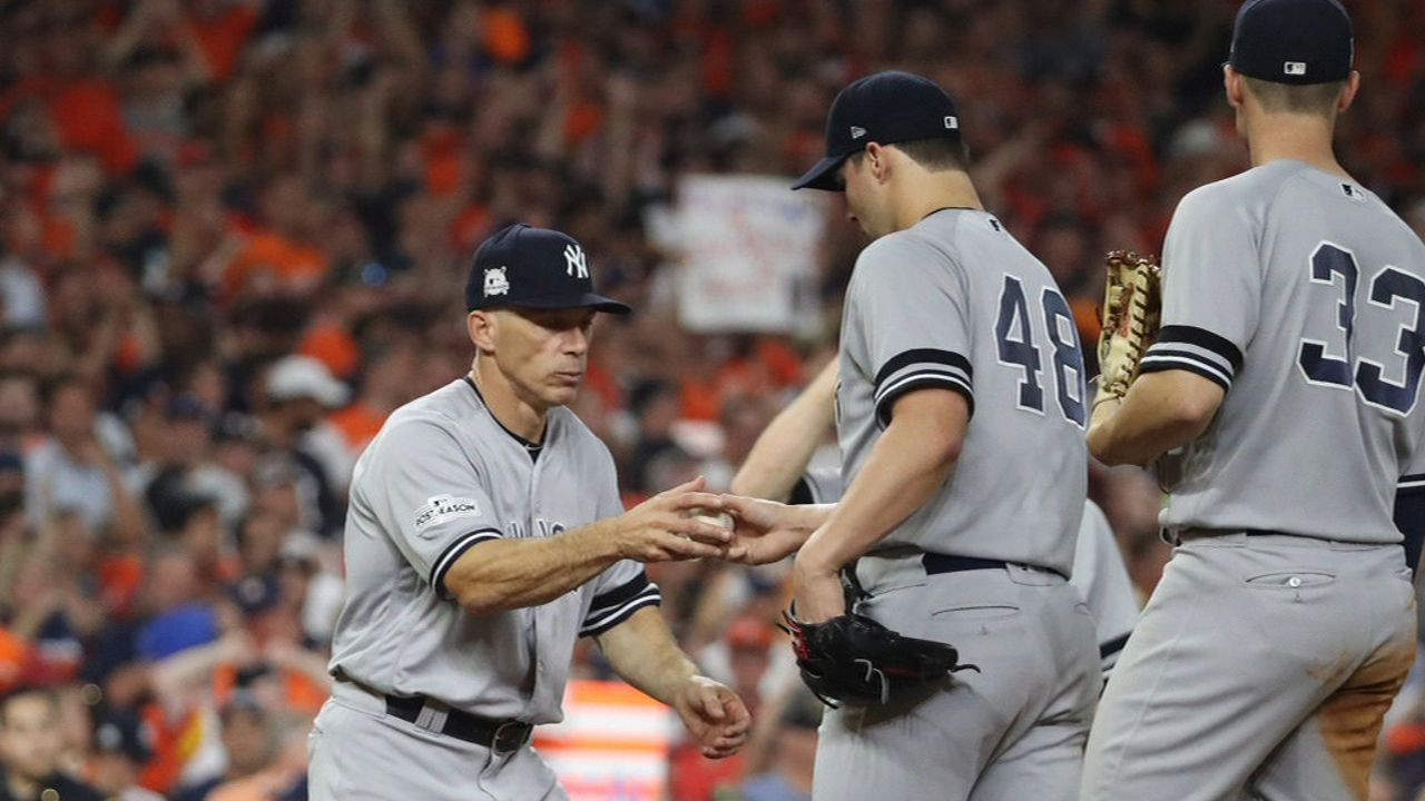 Yankees job will go to an analytical manager