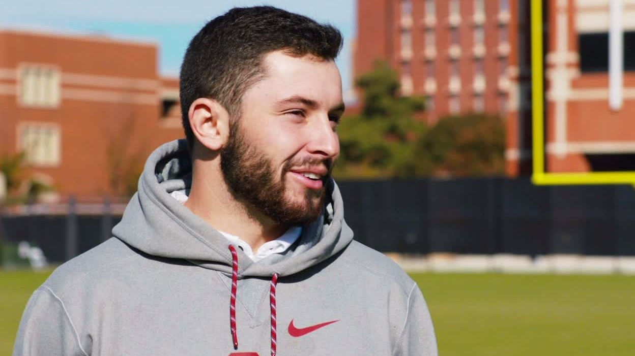 Mayfield continuing to prove doubters wrong