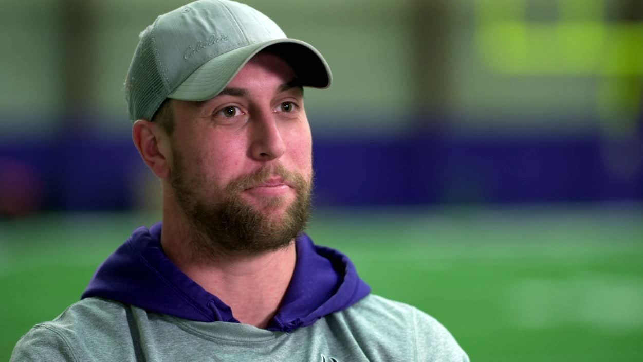 Thielen's journey to the NFL a little unorthodox