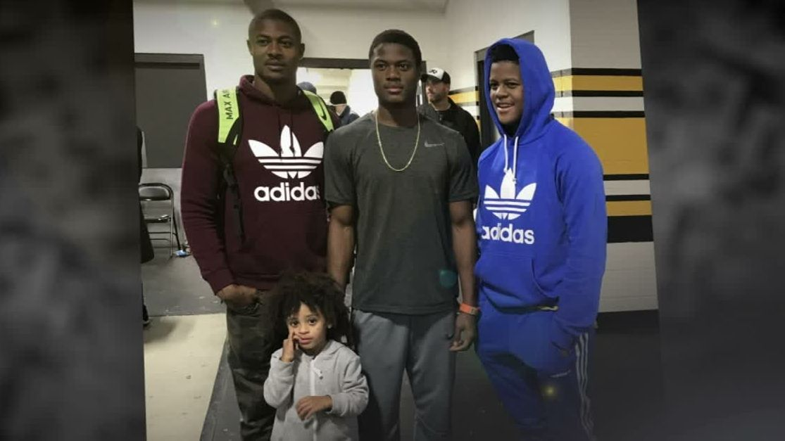 Artie Burns overcoming adversity for his family