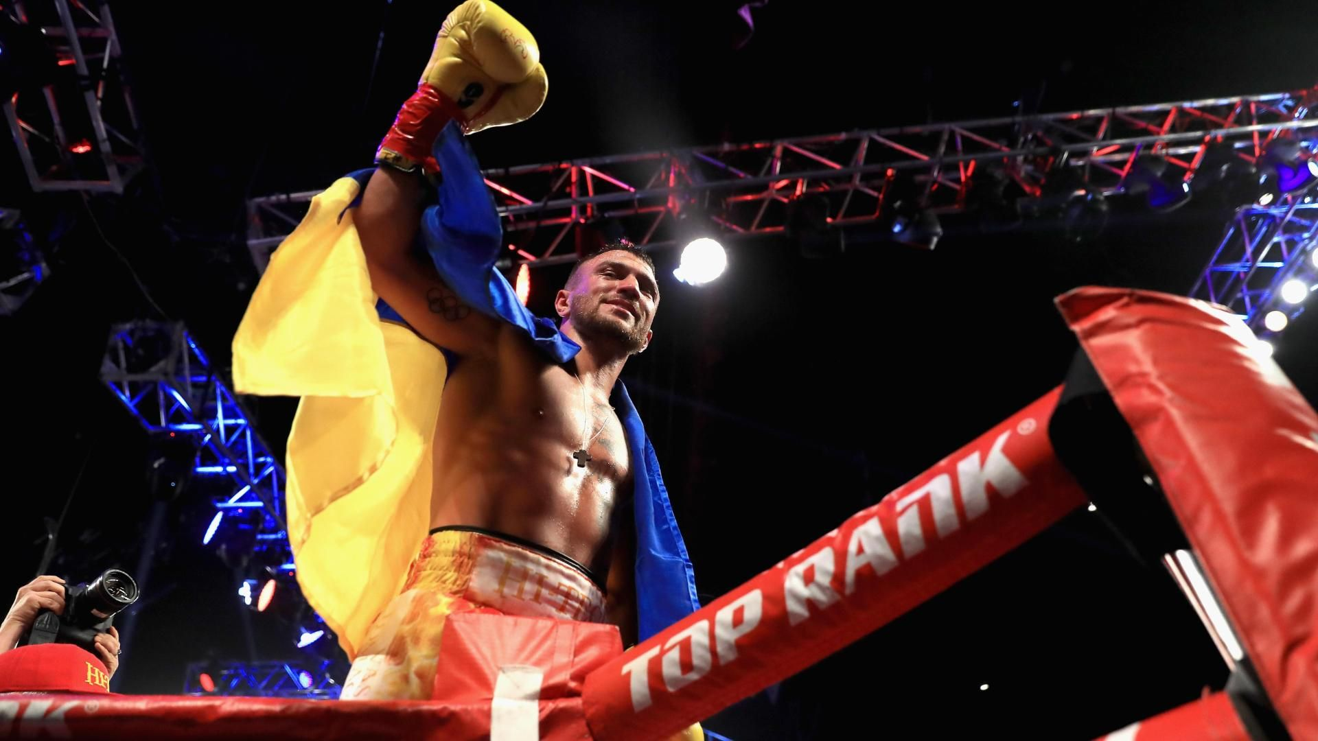 Lomachenko: 'I want to be the face of boxing in my era'