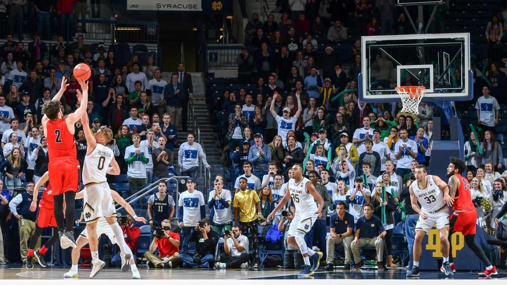 Ball State shocks No. 9 Notre Dame
