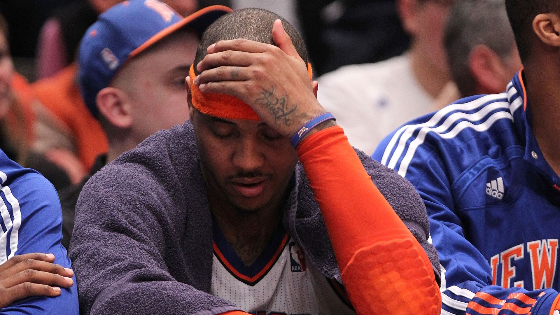 Melo's drama in New York