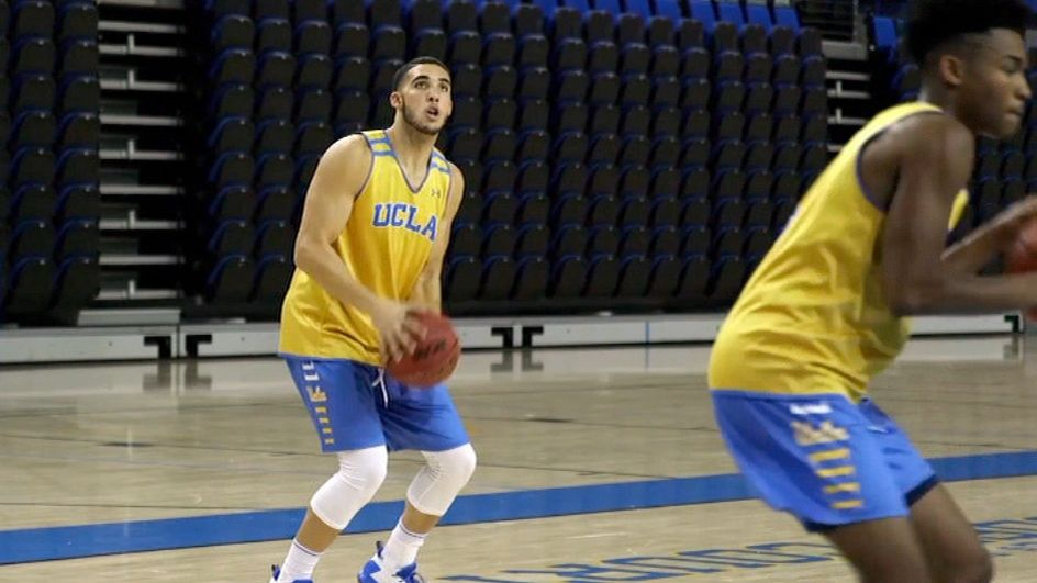 LiAngelo and LaMelo Ball looking to play together overseas