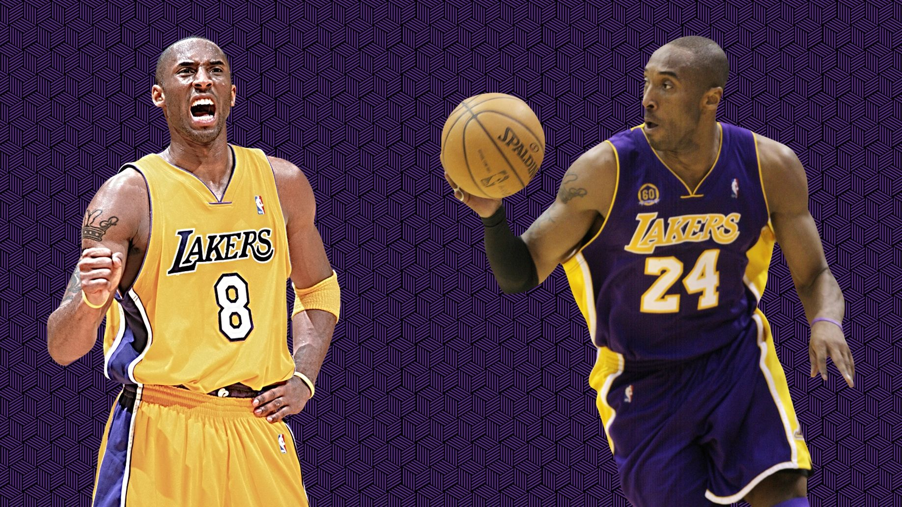 Why the Lakers are retiring two numbers for Kobe