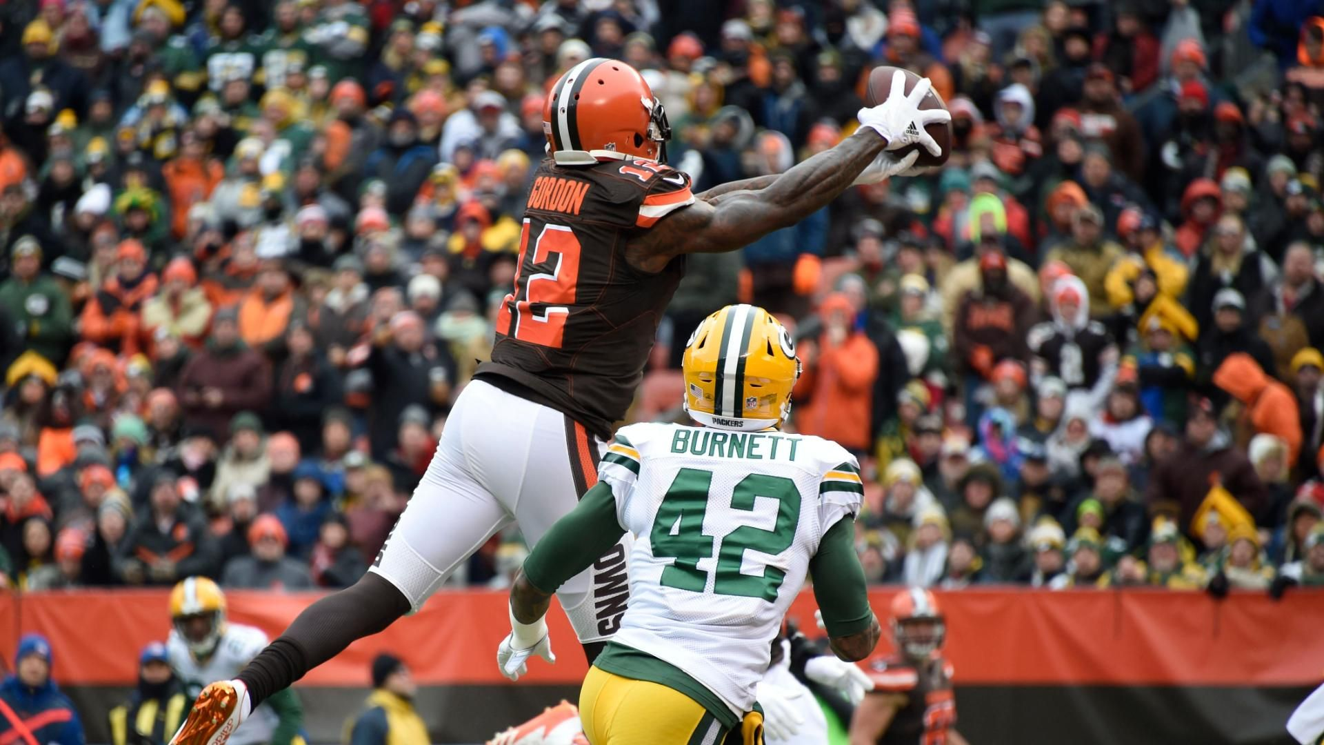 Josh Gordon scores first TD in 4 years