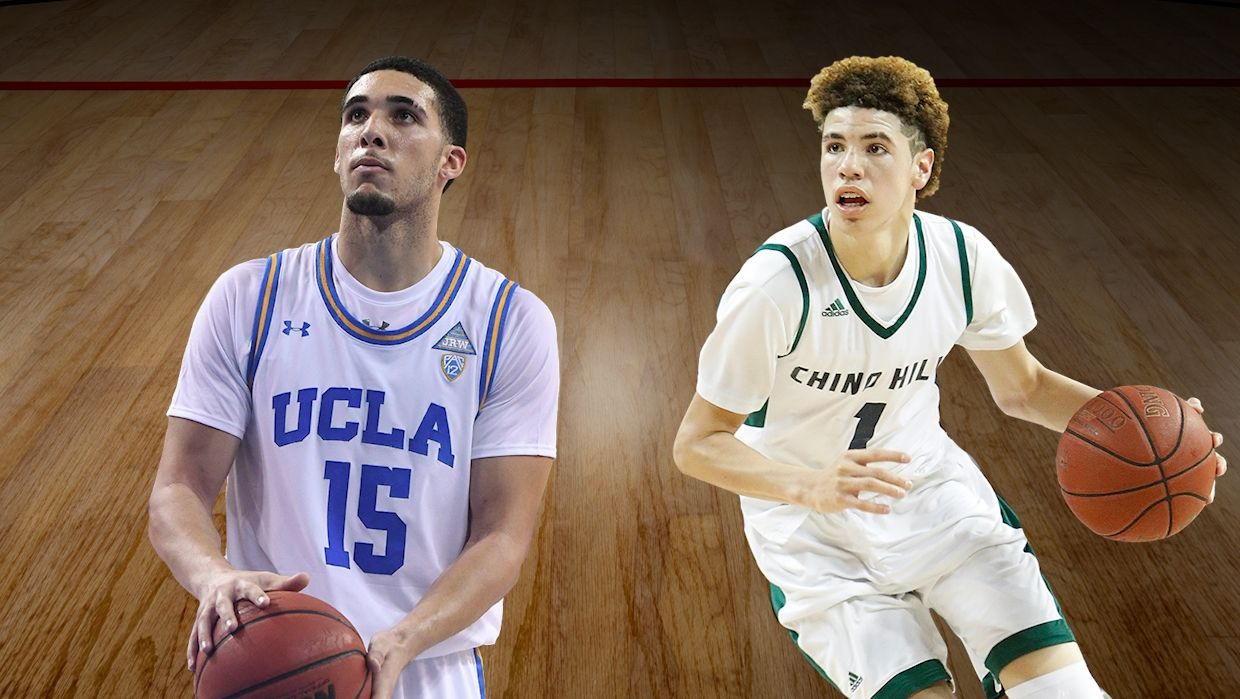 LiAngelo and LaMelo are heading to Europe
