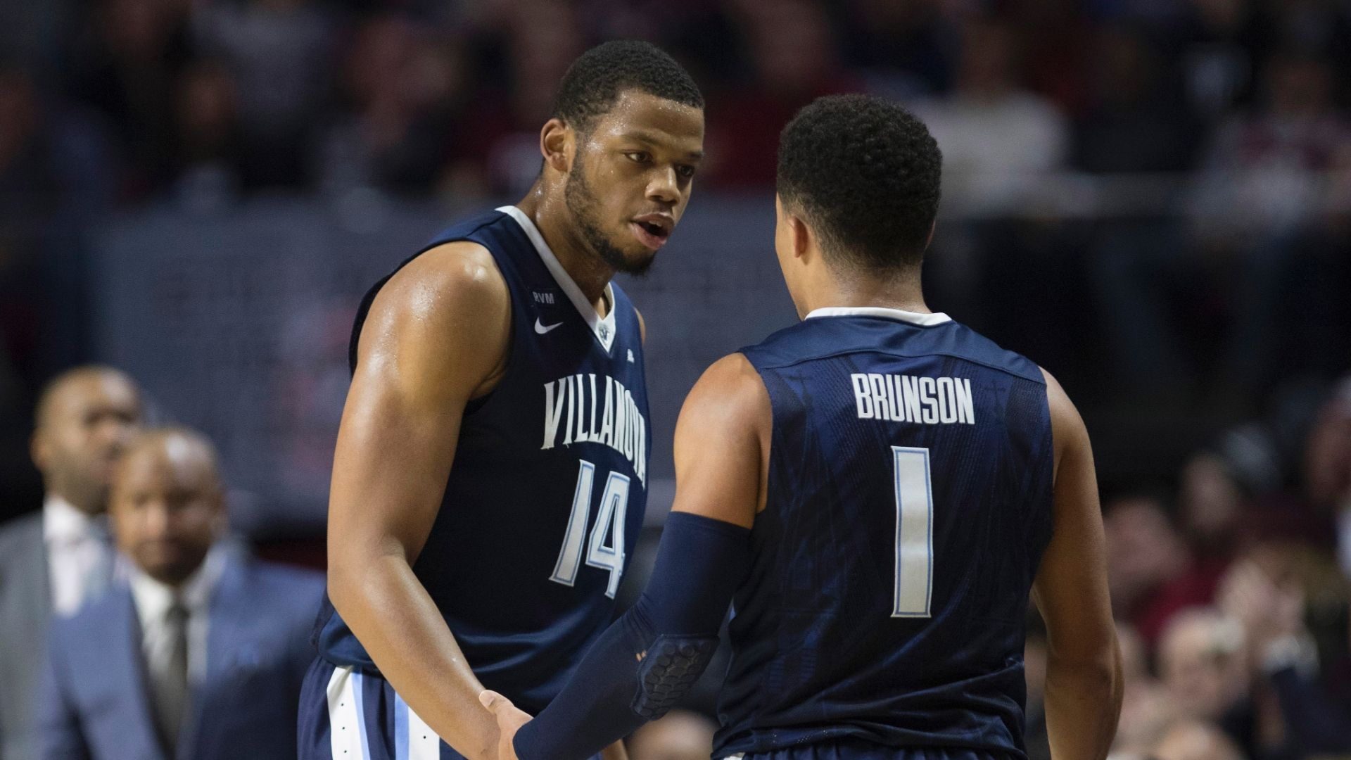 Brunson, Spellman shine for Nova