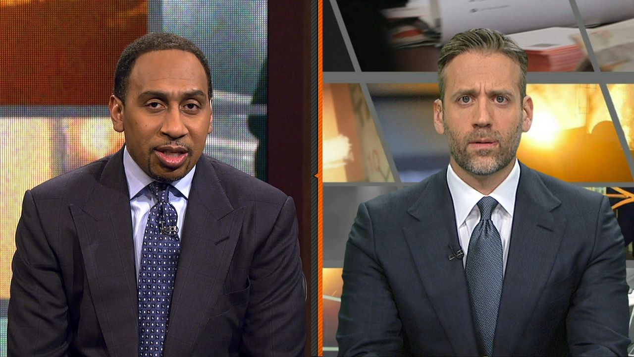 Stephen A. not expecting Rodgers to be 'spectacular'