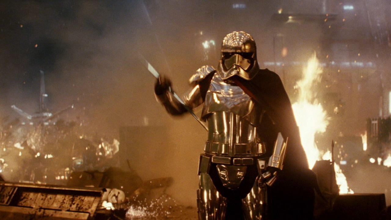 Sports world eagerly awaits 'Star Wars: The Last Jedi'
