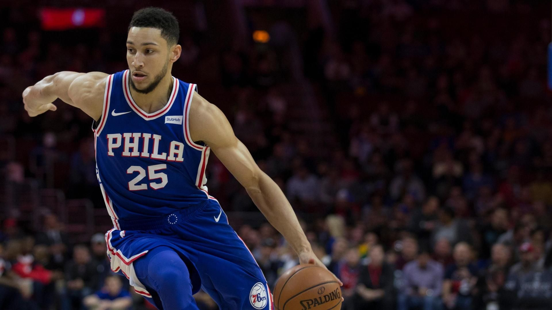 Ben Simmons' uncommon athletic roots