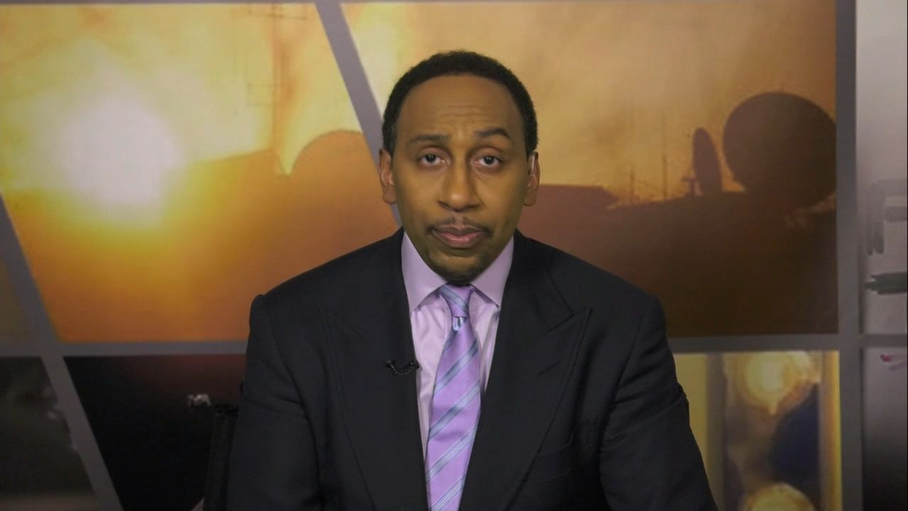 Stephen A.: Pats game 'is everything to the Steelers'