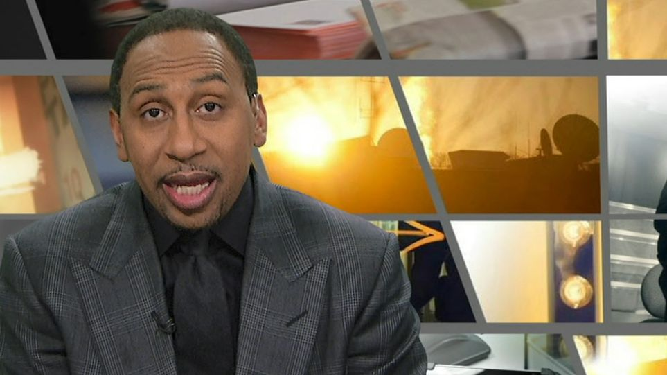 Stephen A. says 'it's a wrap' for Steelers' Super Bowl hopes