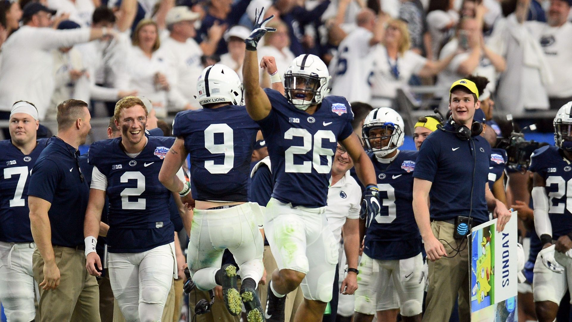 Penn State tops Washington in a thriller