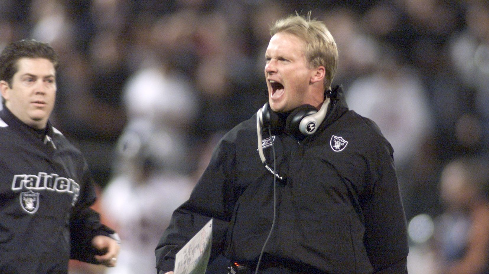 Gruden would bring passion and experience to NFL