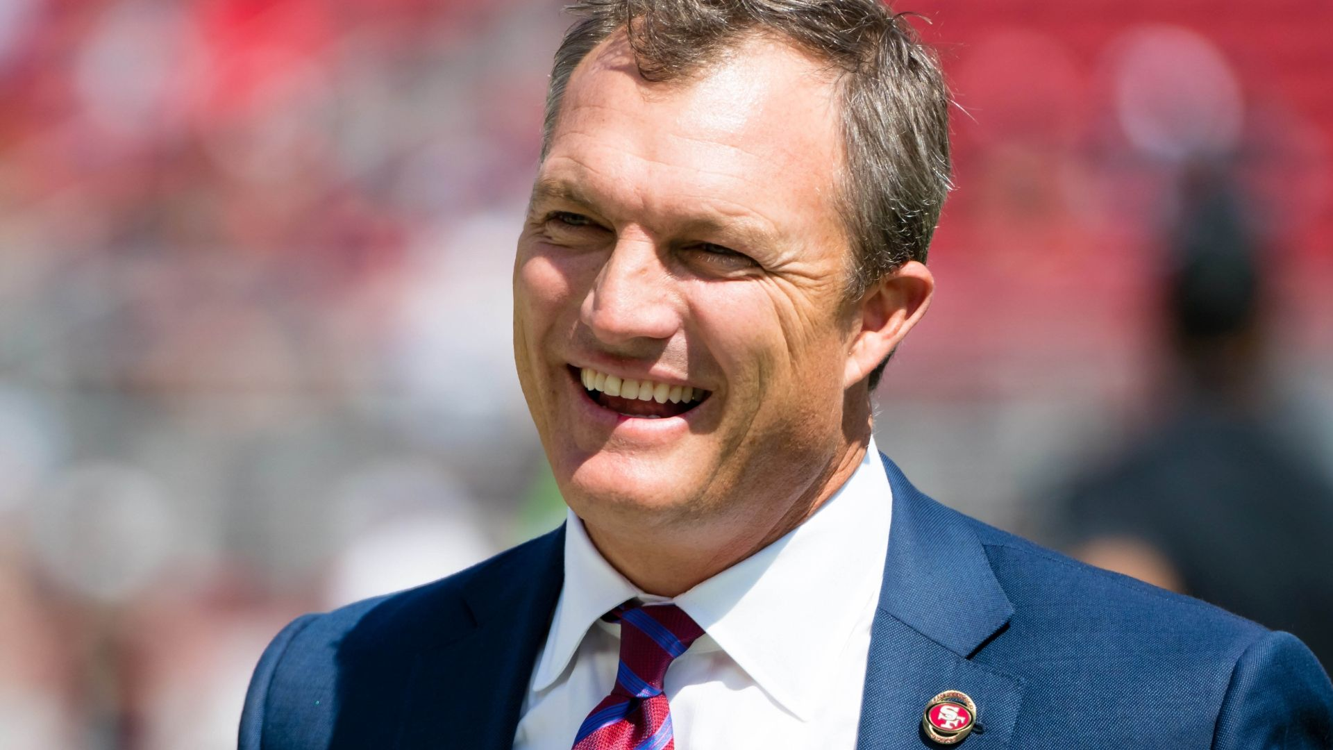 Gruden praises John Lynch's love for football