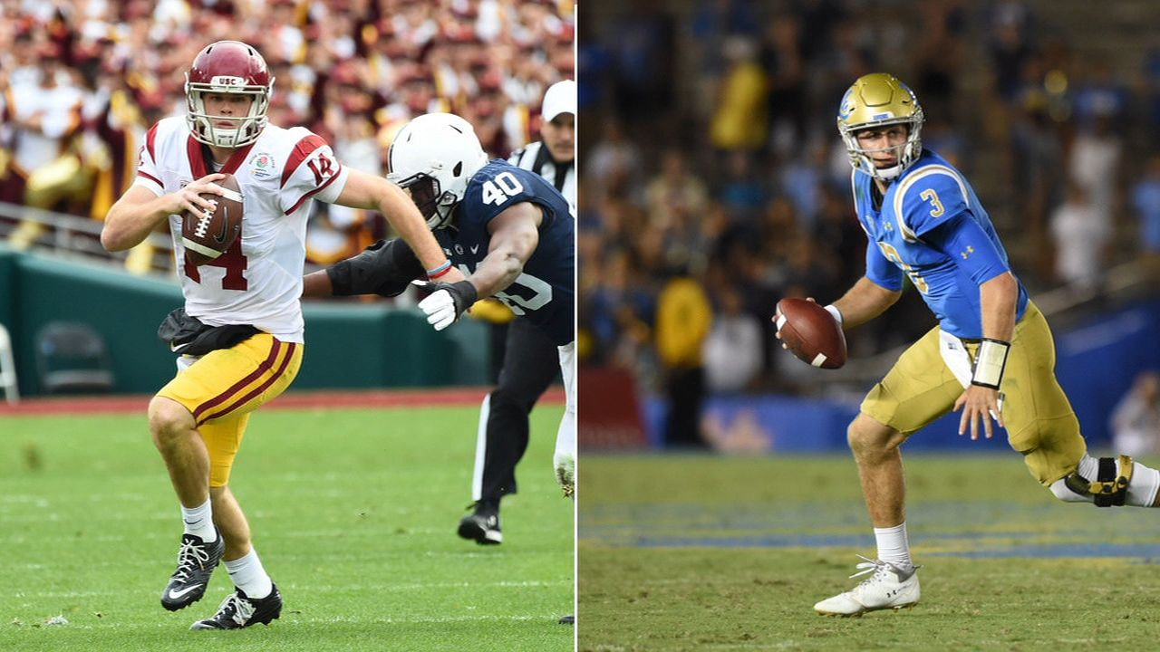 Darnold and Rosen's best games