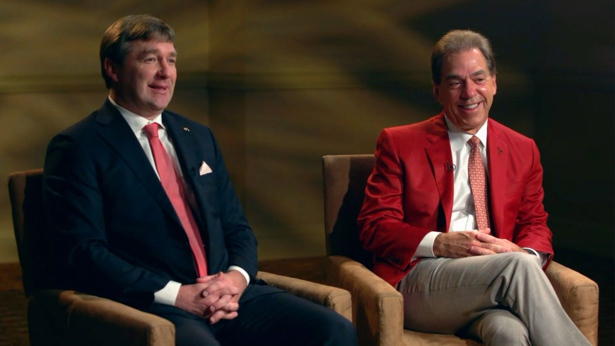 Nothing personal between Saban, Smart ahead of title game