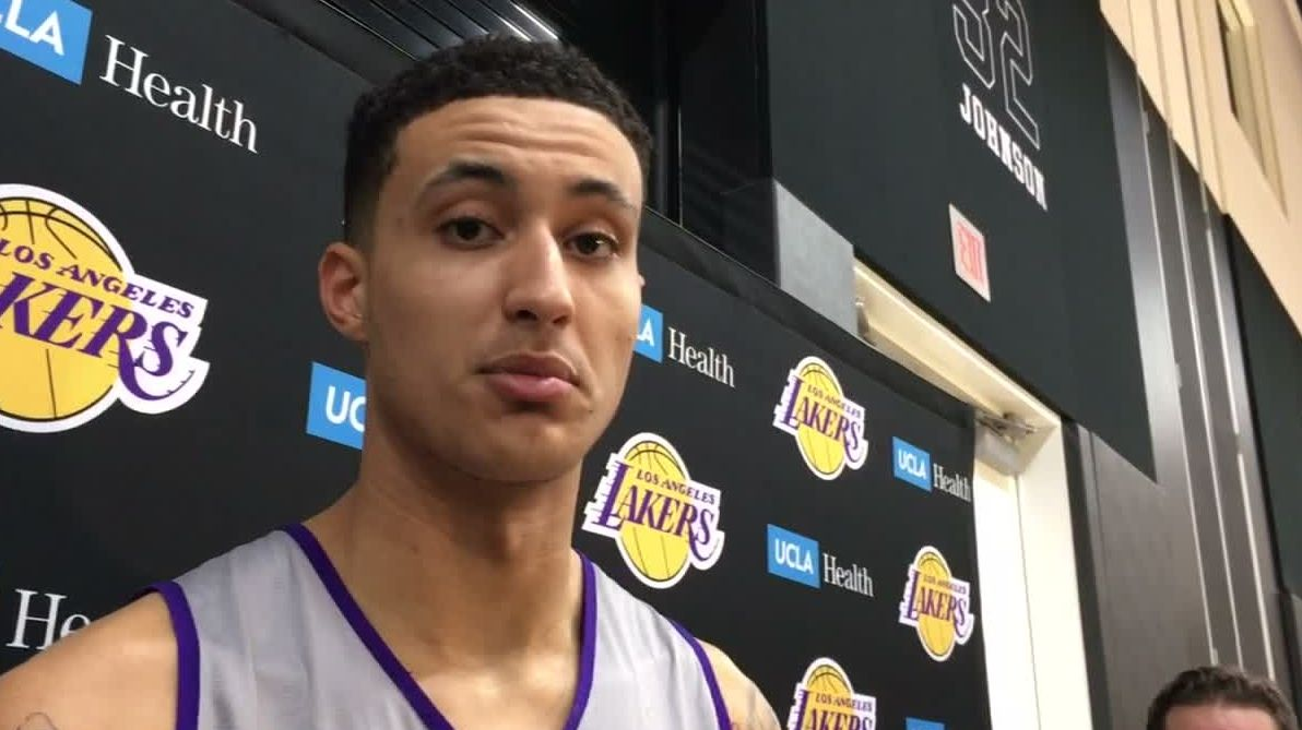 Kuzma says Lakers stand by Walton