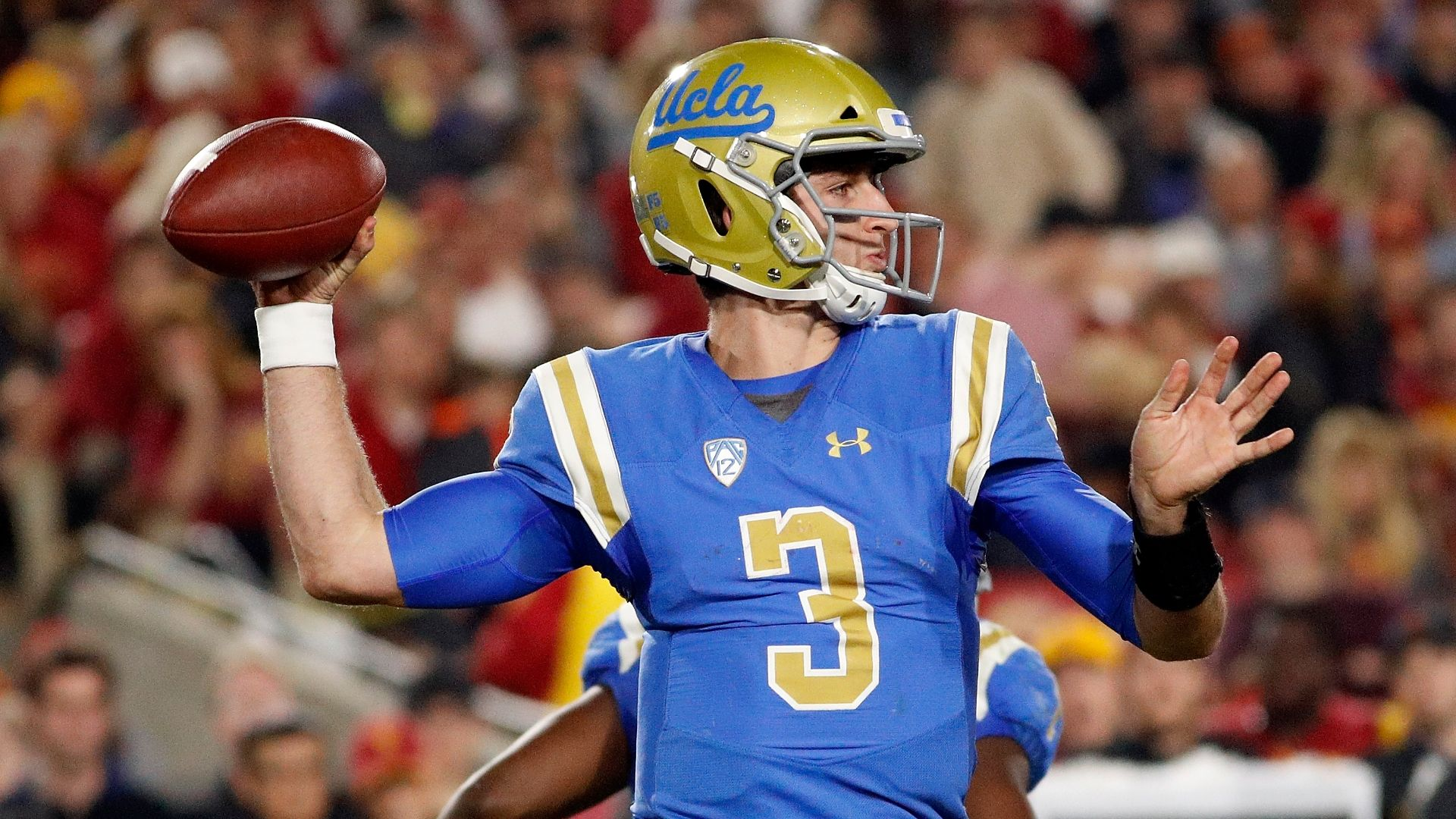 Rosen's mechanics could make him No. 1 overall pick
