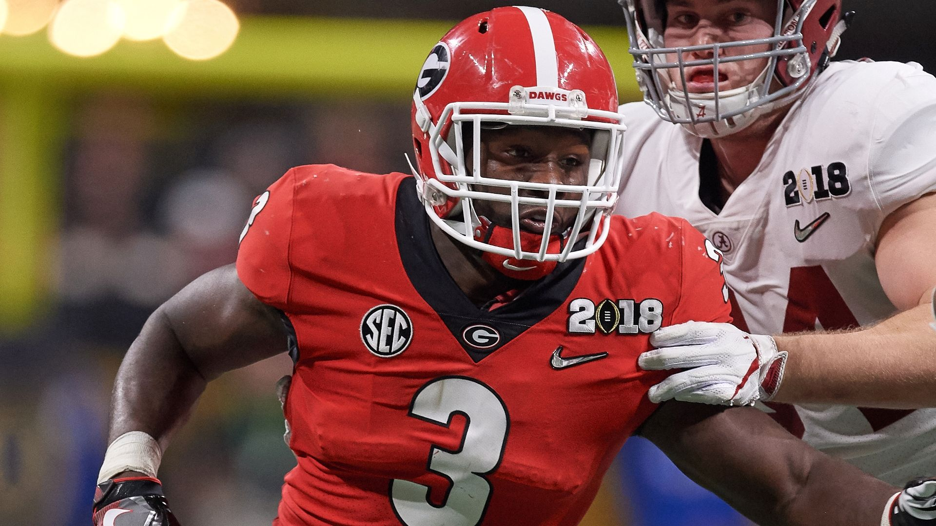Roquan Smith by the numbers