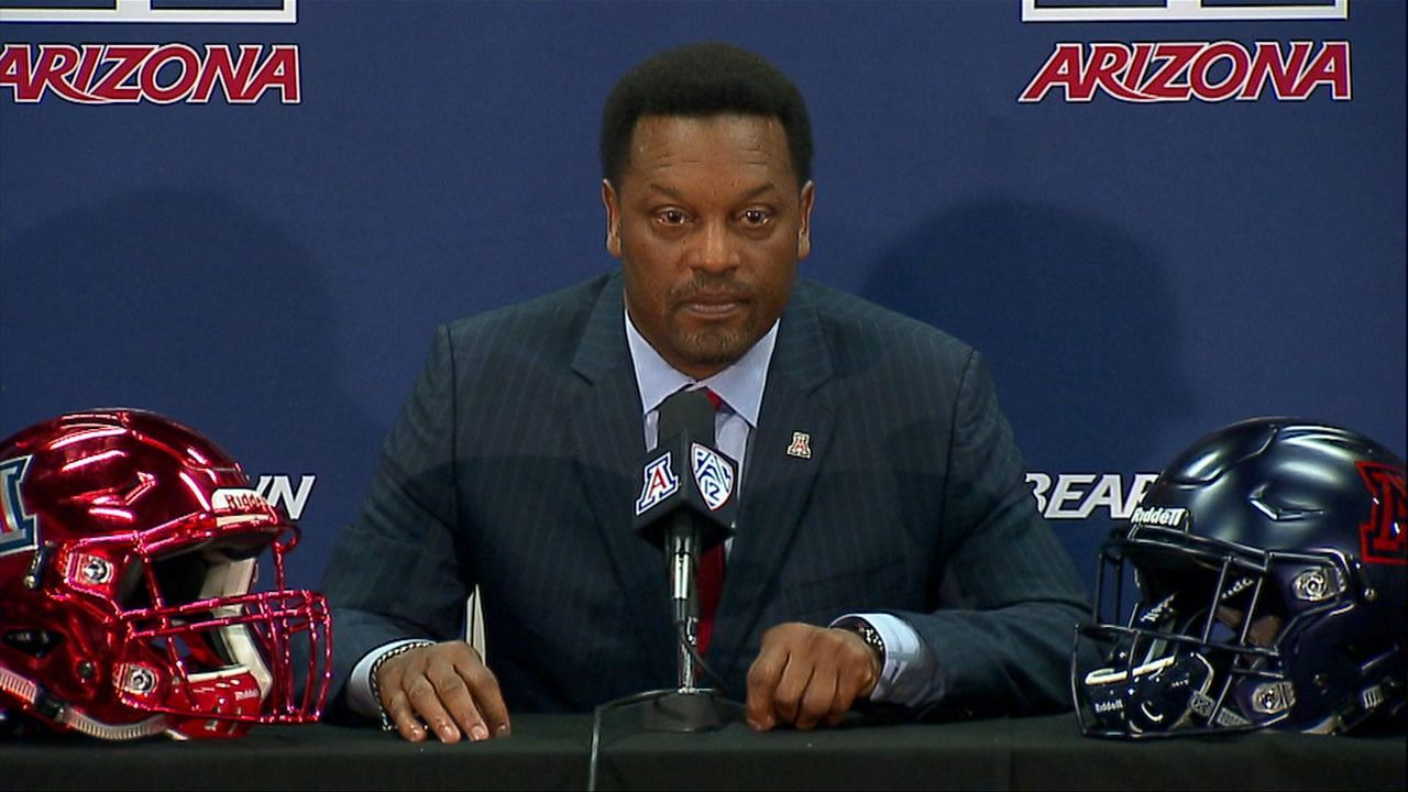 Sumlin on Rose Bowl at Arizona: 'It's gonna happen'