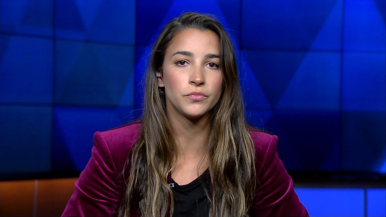 Raisman disappointed by USAG's response to Nassar case