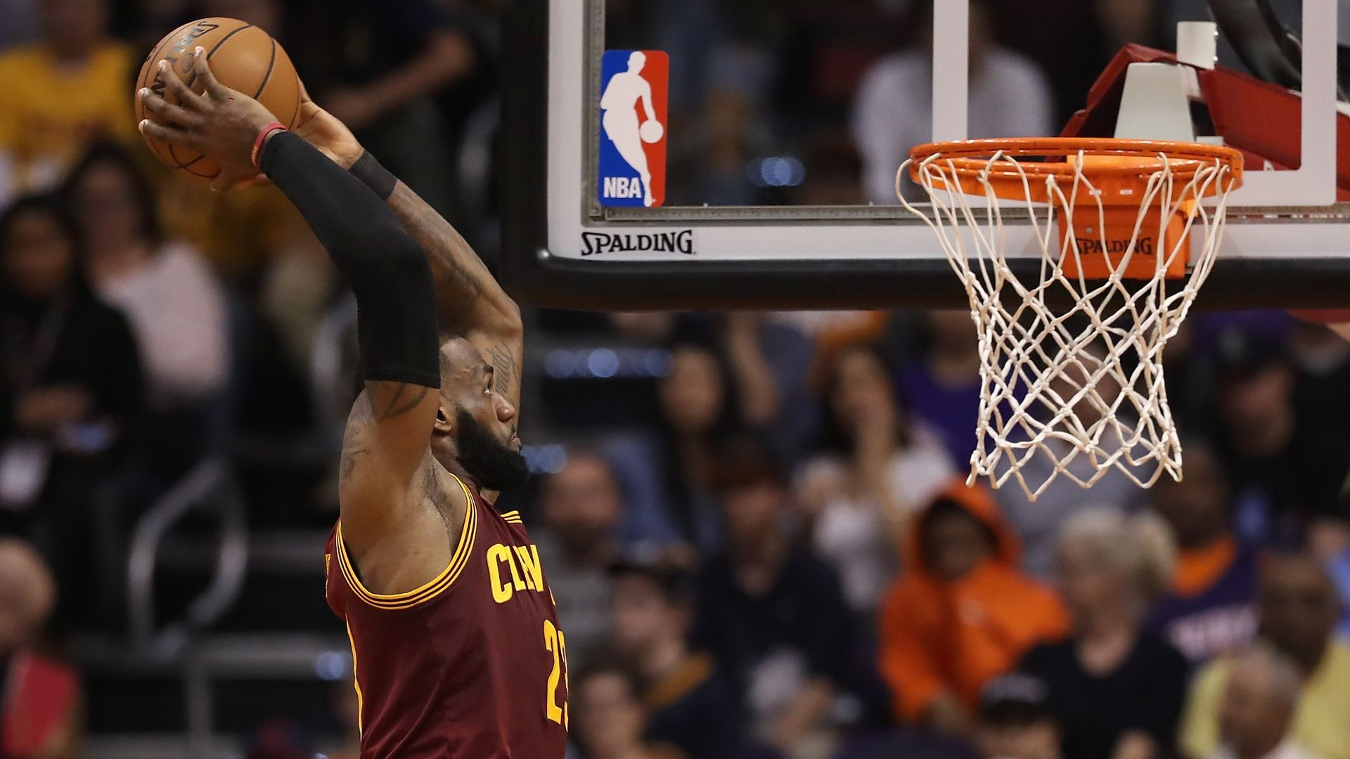 Best LeBron slams of all time