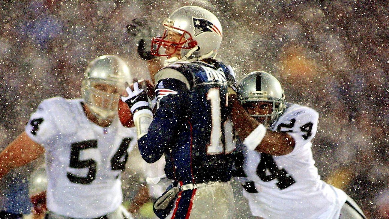 Remembering the 'Tuck Rule Game'