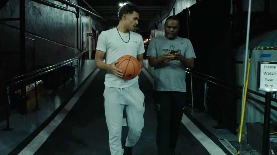 All-access with Trae Young.