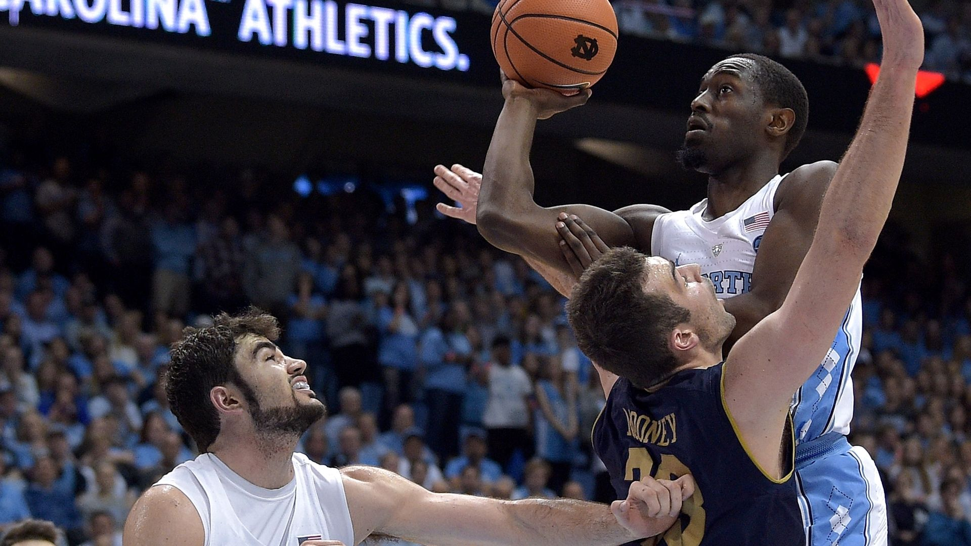 UNC comes away with home victory